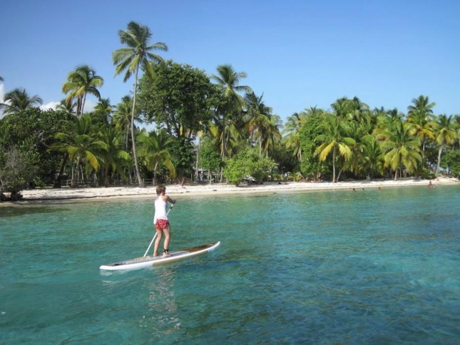 Pack Stand Up Paddle Allamanda Surf Camp: vivez l'expérience du SUP en Guadeloupe