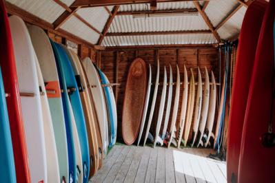 Location Surf Allamanda Surf Camp