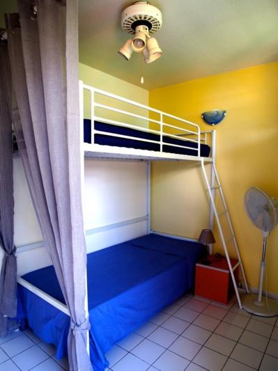 La chambre / lit superposé