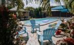 Allamanda Surf hébergement : De charmants Bungalows au coeur d'un parc Tropical